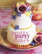 Pretty Party Cakes cover