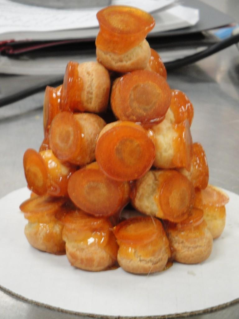 Десерт крокембуш рецепт